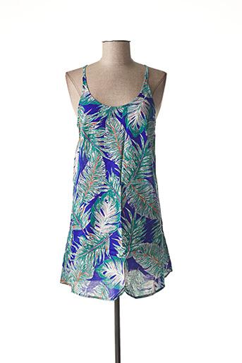 Robe courte bleu O'NEILL pour femme