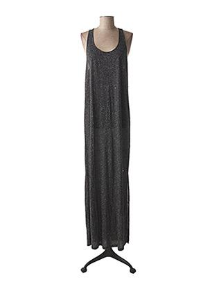 Robe longue gris O'NEILL pour femme