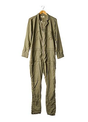 Combi-pantalon vert ATELIER BOHÈME pour femme
