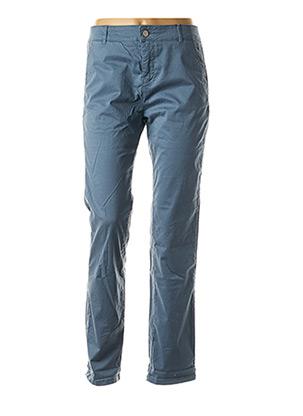 Pantalon casual bleu ATELIER BOHÈME pour femme