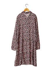 Robe mi-longue rose GARCIA pour fille seconde vue