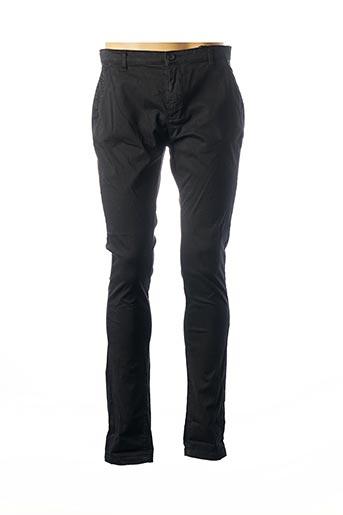 Pantalon casual noir CASUAL FRIDAY pour femme