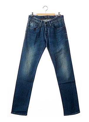 Jeans coupe slim bleu TIFFOSI pour homme