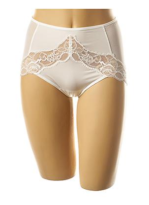 Slip/Culotte blanc MARIE JO pour femme