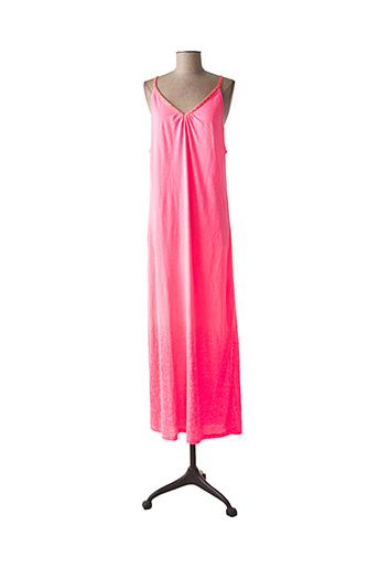 Robe mi-longue rose O'NEILL pour femme