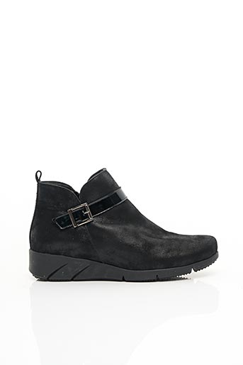 Chaussures de confort noir PEDRO TORRES pour femme