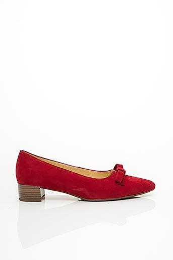 Escarpins rouge GABOR pour femme