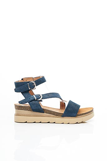 Sandales/Nu pieds bleu MARCO TOZZI pour femme