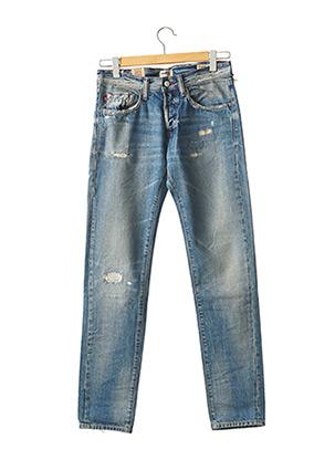 Jeans coupe droite bleu KILIWATCH pour femme