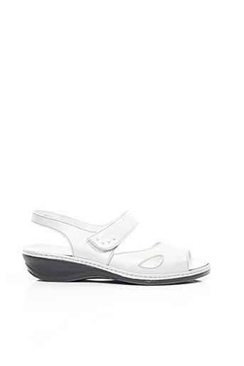 Chaussures de confort gris SUAVE pour femme