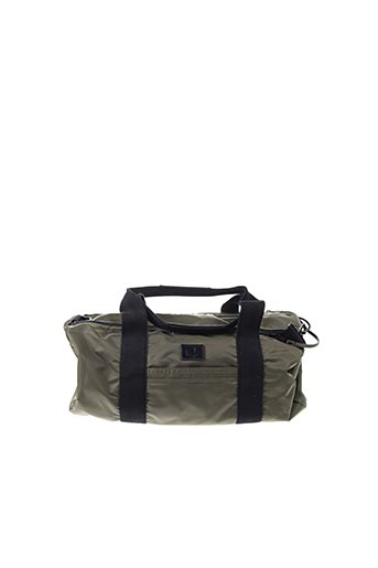 Sac vert FRED PERRY pour homme