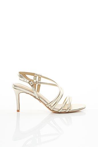 Sandales/Nu pieds beige COSMOPARIS pour femme
