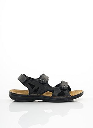 Sandales/Nu pieds noir TBS pour homme