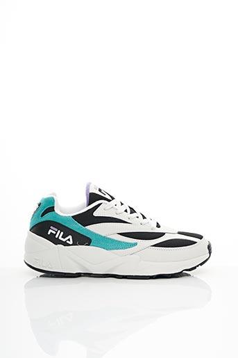 Baskets bleu FILA pour femme
