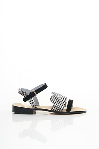 Sandales/Nu pieds noir APOLOGIE pour femme