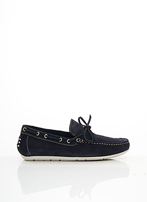 Chaussures bâteau bleu STONEFLY pour homme