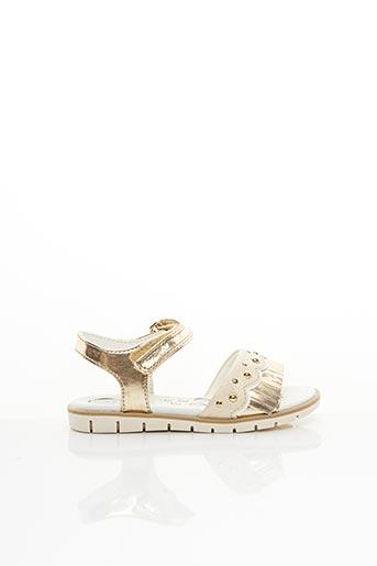Sandales/Nu pieds beige CHICCO pour fille