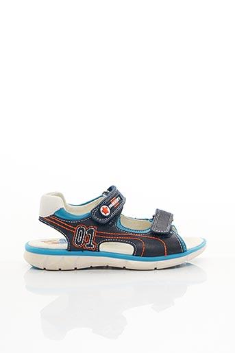 Sandales/Nu pieds bleu PABLOSKY pour garçon