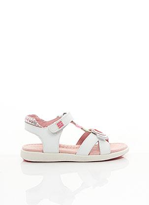Sandales/Nu pieds blanc AGATHA RUIZ DE LA PRADA pour fille