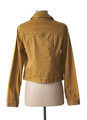 Veste casual marron MADO ET LES AUTRES pour femme seconde vue