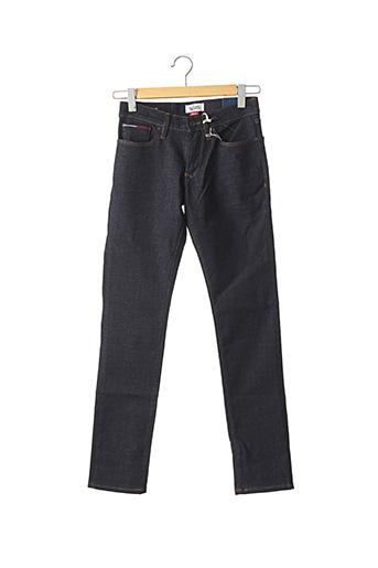 Jeans coupe slim bleu TOMMY HILFIGER pour homme