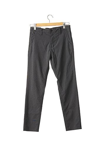 Pantalon chic gris SELECTED pour homme