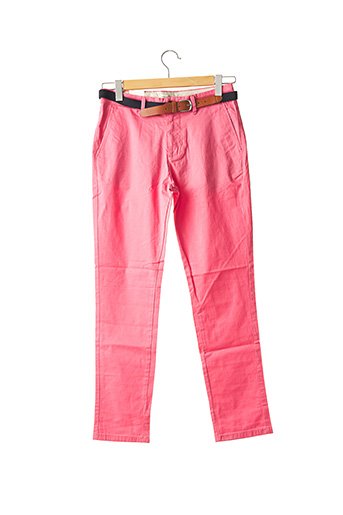Pantalon chic rose SELECTED pour homme