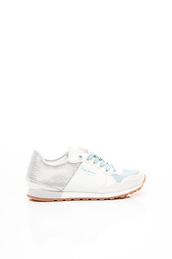 Sandales/Nu pieds gris PEPE JEANS pour femme