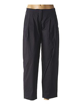 Pantalon casual bleu ARMANI pour femme