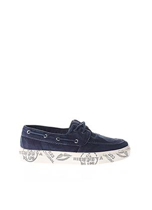 Chaussures bâteau bleu GIORGIO DIMARE pour femme