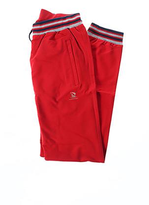 Jogging rouge GIORGIO DIMARE pour homme