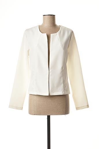 Veste chic / Blazer blanc A BELLE pour femme