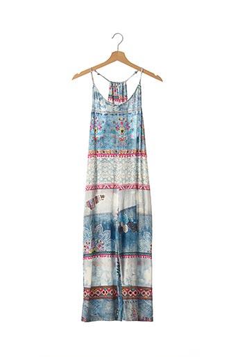 Combi-pantalon bleu DESIGUAL pour femme