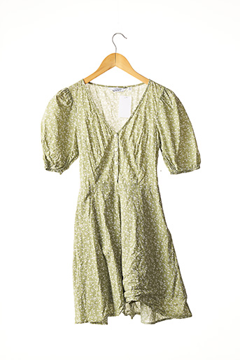 Robe courte vert & OTHER STORIES pour femme