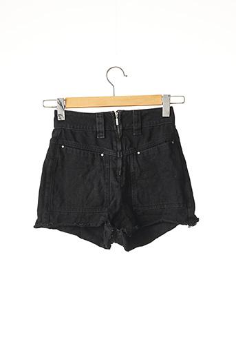Short noir BA&SH pour femme