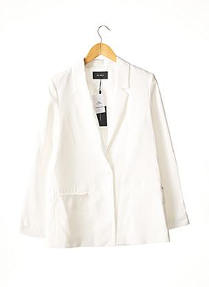 Veste chic / Blazer blanc COP COPINE pour femme