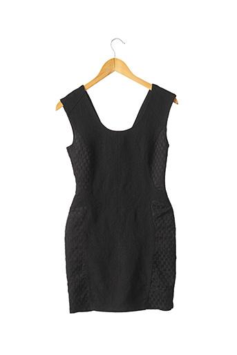 Robe courte noir SANS MARQUE pour femme