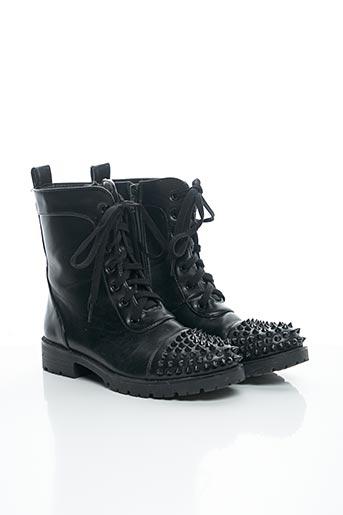 Bottines/Boots noir BESTELLE pour femme