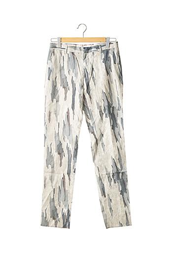 Pantalon casual gris CERRUTI 1881 pour homme