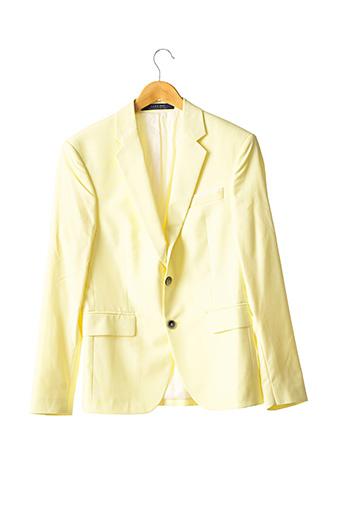 Veste chic / Blazer jaune ZARA pour homme