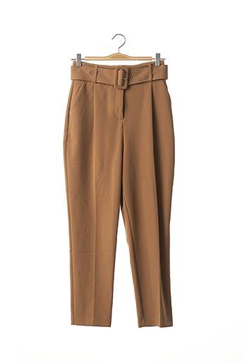 Pantalon 7/8 beige ASOS pour femme