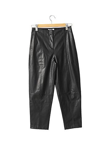 Pantalon casual noir DESIGNERS REMIX COLLECTION pour femme