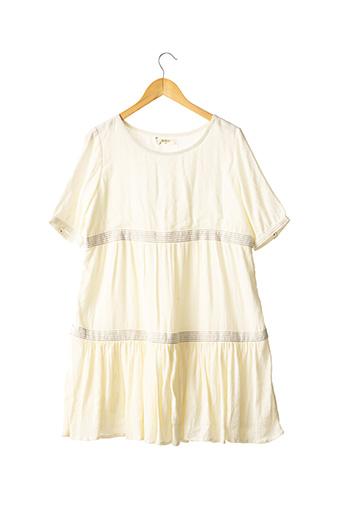 Robe mi-longue beige BA&SH pour femme