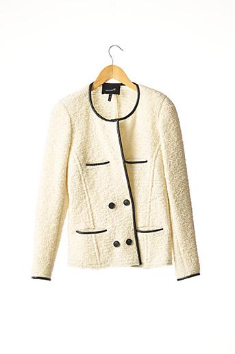 Veste casual beige ISABEL MARANT pour femme