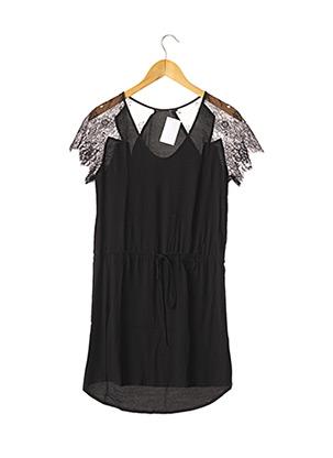 Robe courte noir BERENICE pour femme