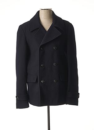 Manteau court bleu SCOTCH & SODA pour homme