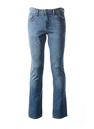 Jeans coupe slim bleu TOM TAILOR pour homme