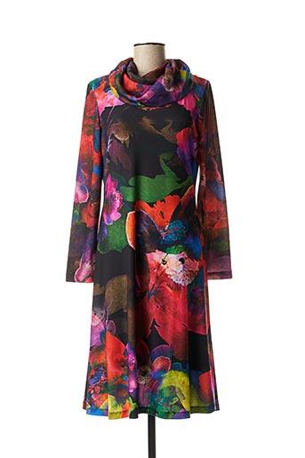 Robe pull noir EROKE pour femme