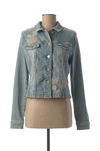 Veste en jean bleu GERRY WEBER pour femme
