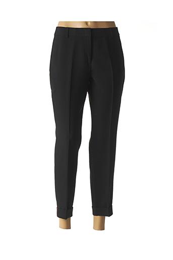 Pantalon 7/8 noir GERRY WEBER pour femme